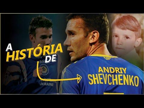 Conheça a HISTÓRIA de SHEVCHENKO