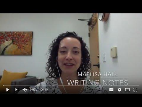 Documentation Consultation: Writing Notes