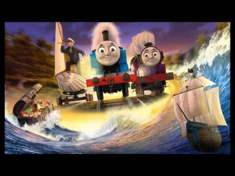 1 Hour of Themes   Sodor's Legend of the Lost Treasure