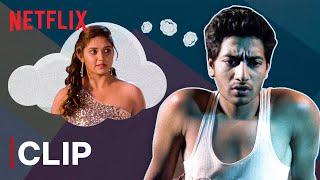 Sairat Romantic Twist Scene | Akash Thosar & Rinku Rajguru | Netflix India