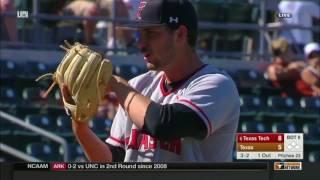 2017 Texas Tech Baseball Season Highlights