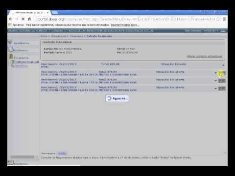 Portal Educacional Guia de Uso
