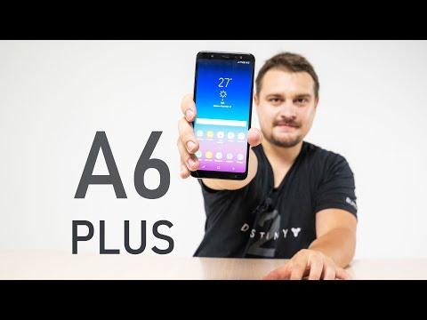 Samsung Galaxy A6+ : стоит ли покупать?