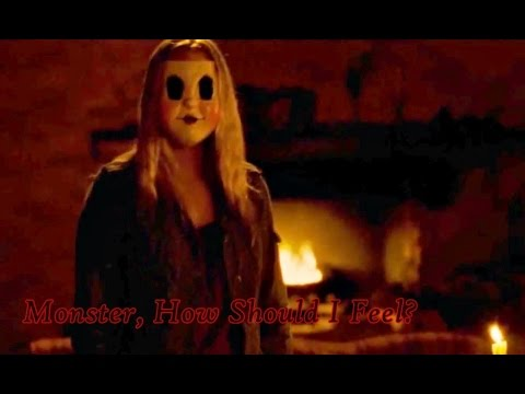 The Strangers - Dollface Mask {Monster, How Should I Feel?}