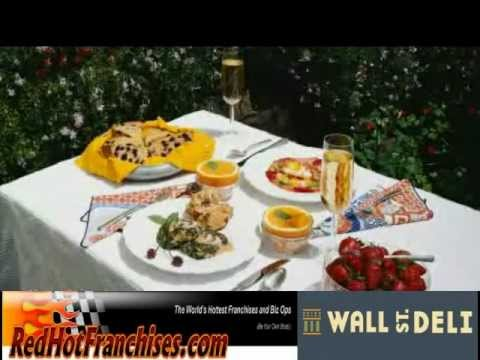 Wall Street Deli franchise Information Quick-Service, Fresh Delicatessen Style Restaurants