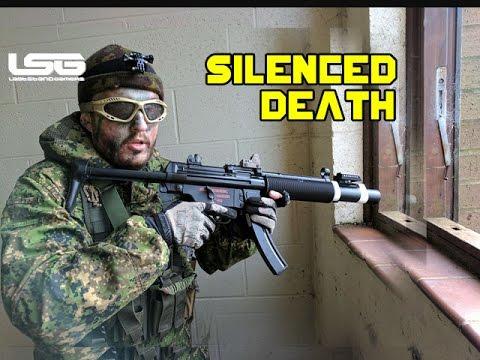 MP5SD Silenced Death & Confusion CQB - Airsoft
