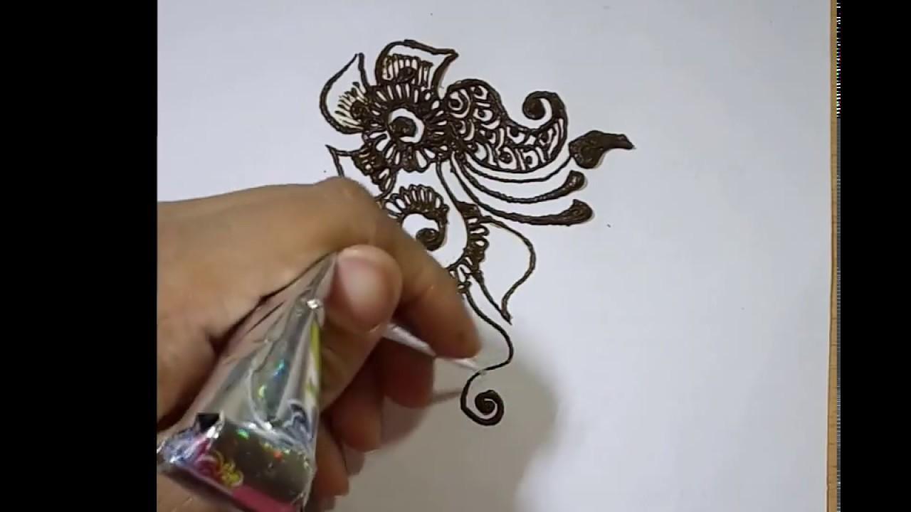 How To Draw Mehandi In Hindi Class 12 Youtube