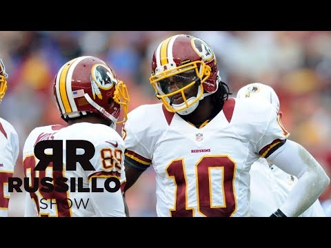 Russillo and Cain say RG III