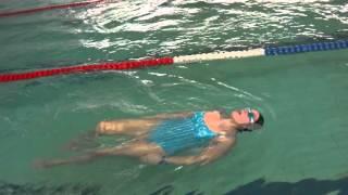 Анастасия Ск., 50 м,  1 занятие