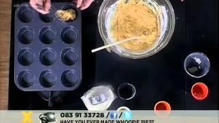Sasko: Carrot Walnut Whoopie Pies (2.10.2012)