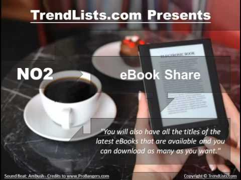 Top3 Ebook Torrent Sites
