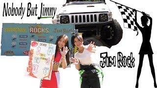 ジムニー  ⚫ ジムロック ⚫ ストック クラス Jimny only Jimrock stock class Pt. 1 thumbnail