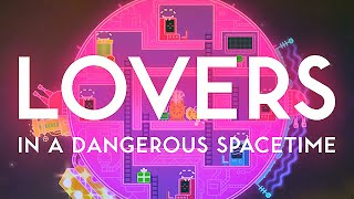 Lovers in a Dangerous Spacetime Gameplay (PC HD)
