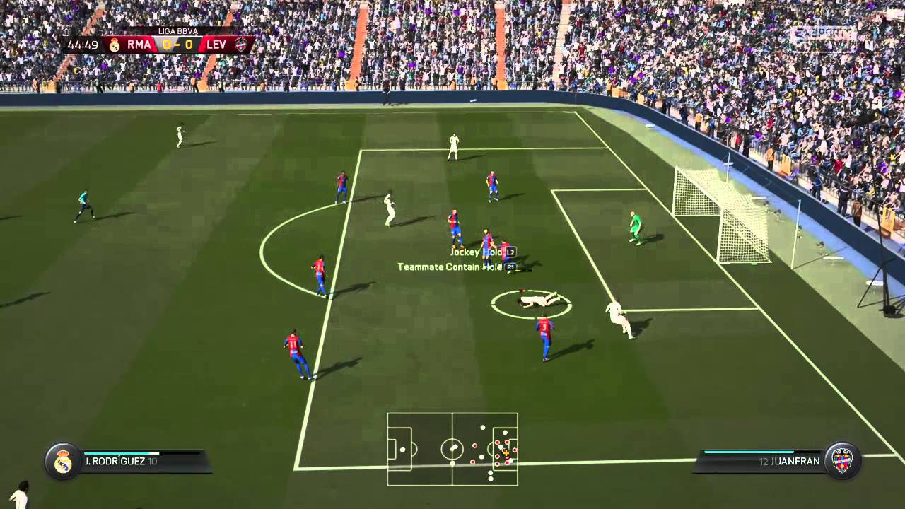 Download FIFA 16 Referee favors CPU. P3