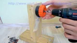 Как сделать пылеуловитель для перфоратора(Чтобы сделать пылеуловитель для ерфоратора своими руками нам понадобится