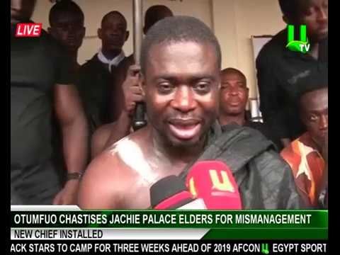 Otumfuo chastises Jachie palace elders for mismanagement online watch, and free download video or mp3 format