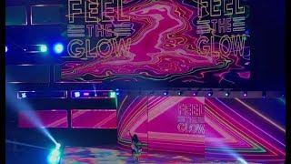 SMACKDOWN after WRESTLEMANIA 33 - Naomi & Alexa Bliss Entrance LIVE