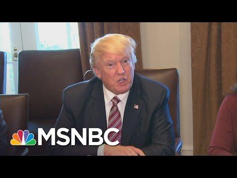 President Donald Trump: I Feel