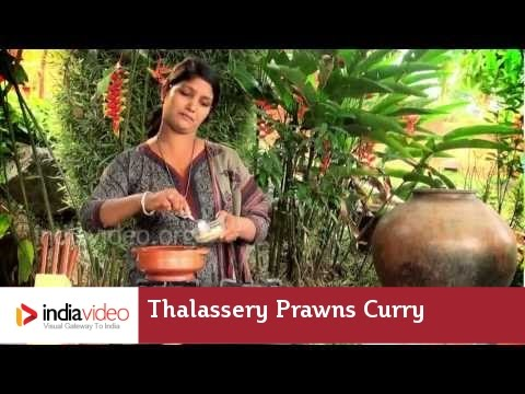 How to prepare Thalassery Prawns Curry - A Malabar Cuisine