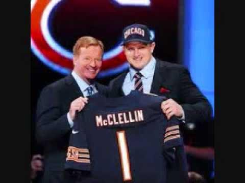 Chicago Bears 2012 NFL Draft Picks