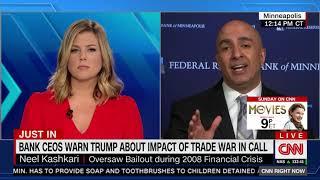 Скачать Minneapolis Fed President Neel Kashkari Interviews With CNN 39 S Brianna Keilar