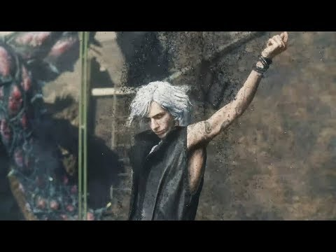 DEVIL MAY CRY 5 Video Game Awards 2018 Trailer thumbnail