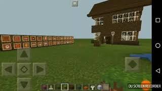 Обзор модов. Minecraft PE/ Furniture mode