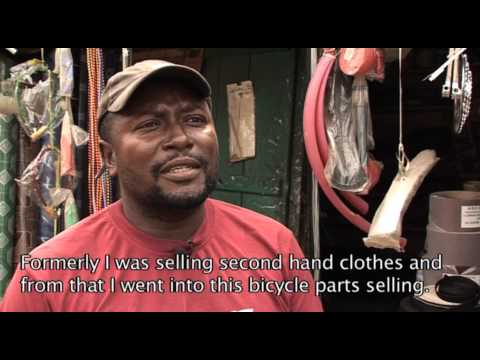 Building Merchant, Tounde Akintola talks about how a loan from Lendwithcare has changed his life