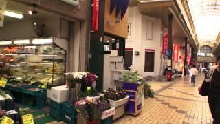 ぴっくり通り商店街 奈良県生駒市