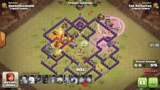 Clash of Clans: Healvape- The Immortal Pekka Strategy