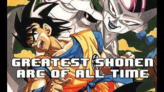 Dragon Ball Z - The Best Arc in Shonen History