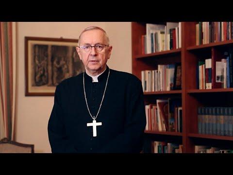 Przewodniczący Episkopatu dziękuje kapłanom za posługę