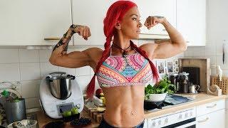veganer FITNESS NACHTISCH! - Cornelia Ritzke