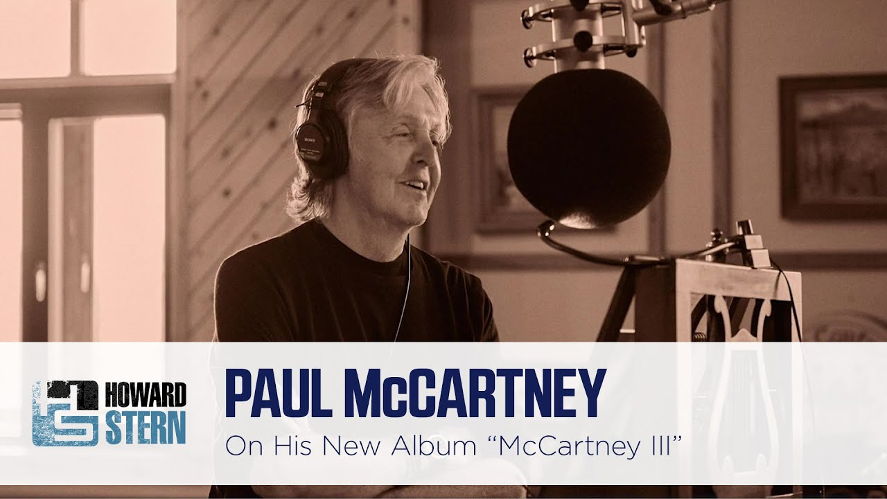 How Paul McCartney's New Album Came to Be