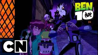 Ben 10 Omniverse - Charmed Im Sure Preview Clip 2