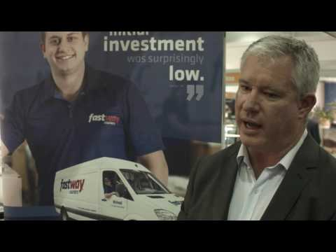 The Franchise Show | Matt MacLachlan - Fastway Couriers