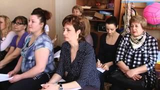 Урок влияния физкультуры на детей в детсаду №10 г. Ивантеевки
