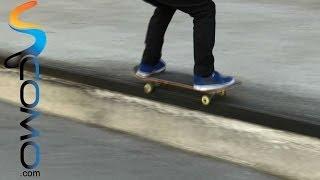 Cómo hacer un fifty fifty con skate
