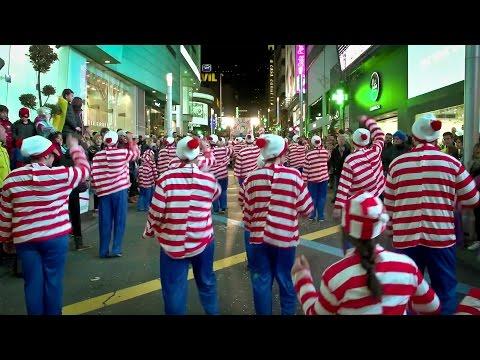 Rua de Carnaval 2017 d'Andorra la Vella i d'Escaldes-Engordany