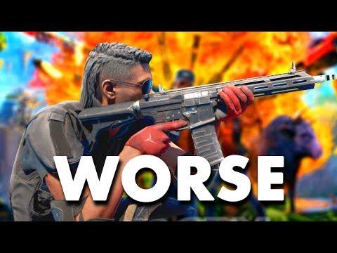 Far Cry Arcade Has Gotten Much Worse