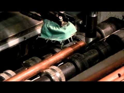 AUTOMATED ROBOTIC WELDING CELL