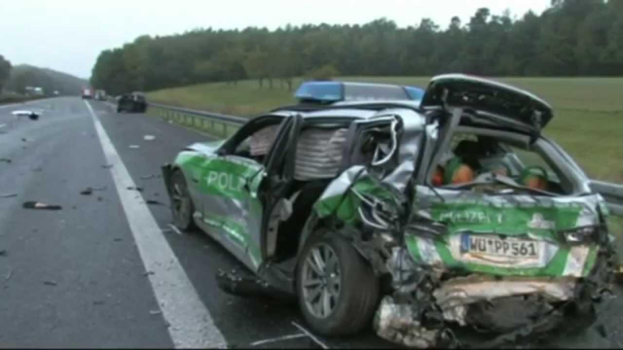 Zwei Tote Bei Unfall Auf A3 Youtube