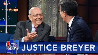 Justice Breyer Reveals Why He Didnt \Respectfully\ Dissent The SCOTUS Ruling On Texas
