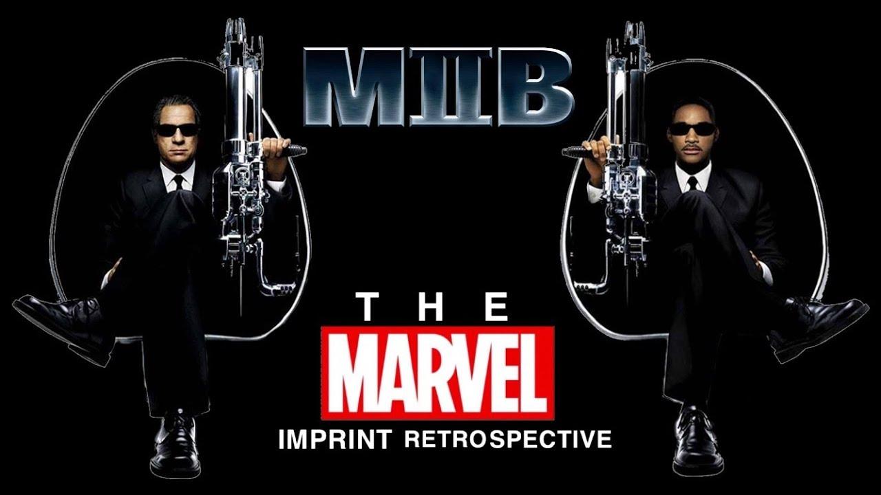 Men In Black Ii 2002 The Marvel Imprint Retrospective Youtube