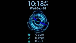 Top 10 Animated Samsung Gear Fit 2 Faces