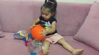 Rana Dev Süpriz Yumurta Açıyor!!!Eğlenceli Çocuk Videosu