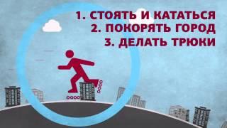 Хочешь научиться кататься на роликах ?