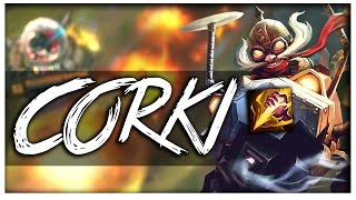 The Corki Misclick! • Dyrus ft.Tobias Fate