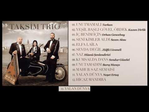 Taksim Trio - Taksim Trio 2 (Albüm Teaser)