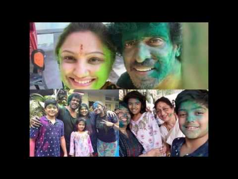 Actor upendra family video